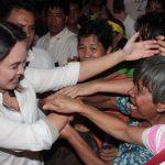 Panghulo Malabon Relief Operation