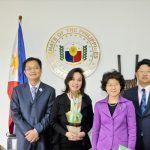 Legarda Welcomes New Chinese Ambassador to PHL