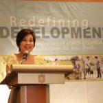 Redefining Development October 2010