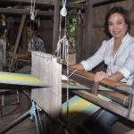 Weaving at Ilocos Sur 2011