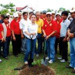 Tree Planting in Cotabato