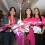Silver Linings Breast Cancer Awareness event in Davao City