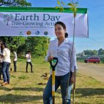 Earth Day 2012: Marikina River Tree Growing Activity