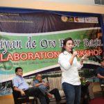 Workshop for CDO River Basin 2012