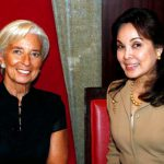 Legarda Meets IMF's Lagarde