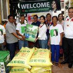 Legarda Visits Pangasinan to Support Farmers