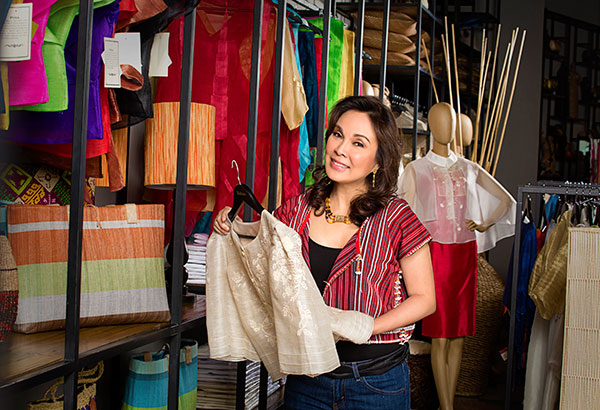 Sen Loren Legarda And Kultura Bringing Filipino Fashion To The Mainstream Loren Legarda