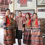 Mandaya Weavers Showcase their Craft at National Museum