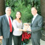 Senator Legarda meets with AU Environment Minister Greg Hunt and AU Ambassador Bill Tweddell