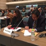IPU Parliamentary Meeting: Governance and Legislation for DRR in Sendai, Japan
