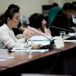 Senator Legarda at DA Budget Hearing