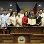Senate Commends UN Global Champion