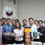 Senator Legarda with Bhutanese Officials