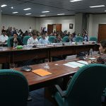 Hearing on the proposed 2017 budget of the Department of Social Welfare and Development (DSWD)