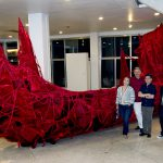Homecoming of Tie A String Around The World, the Philippine pavilion in the 56th Venice Art Biennale in 2015