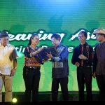 Legarda Receives Gawad Katutubong Pagkalinga
