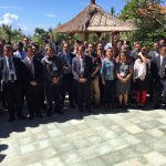 Legarda at GCF Dialogue in Bali