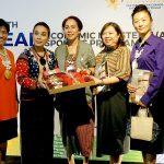 ASEAN Ministers' Spouses Program in CITEM
