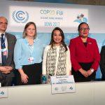 UNFCCC Designates Legarda as 1 of 2 Adaptation Champions