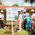 Groundbreaking of Aklan Tourism and Trade Center