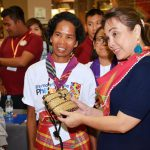 Women weavers of SLT Dao of the Province of Antique